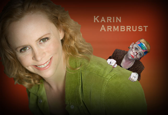 Karin Carlson, Actor